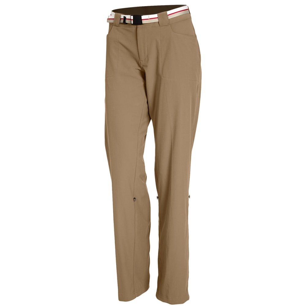 EMS Women's Compass Trek Pants - KELP