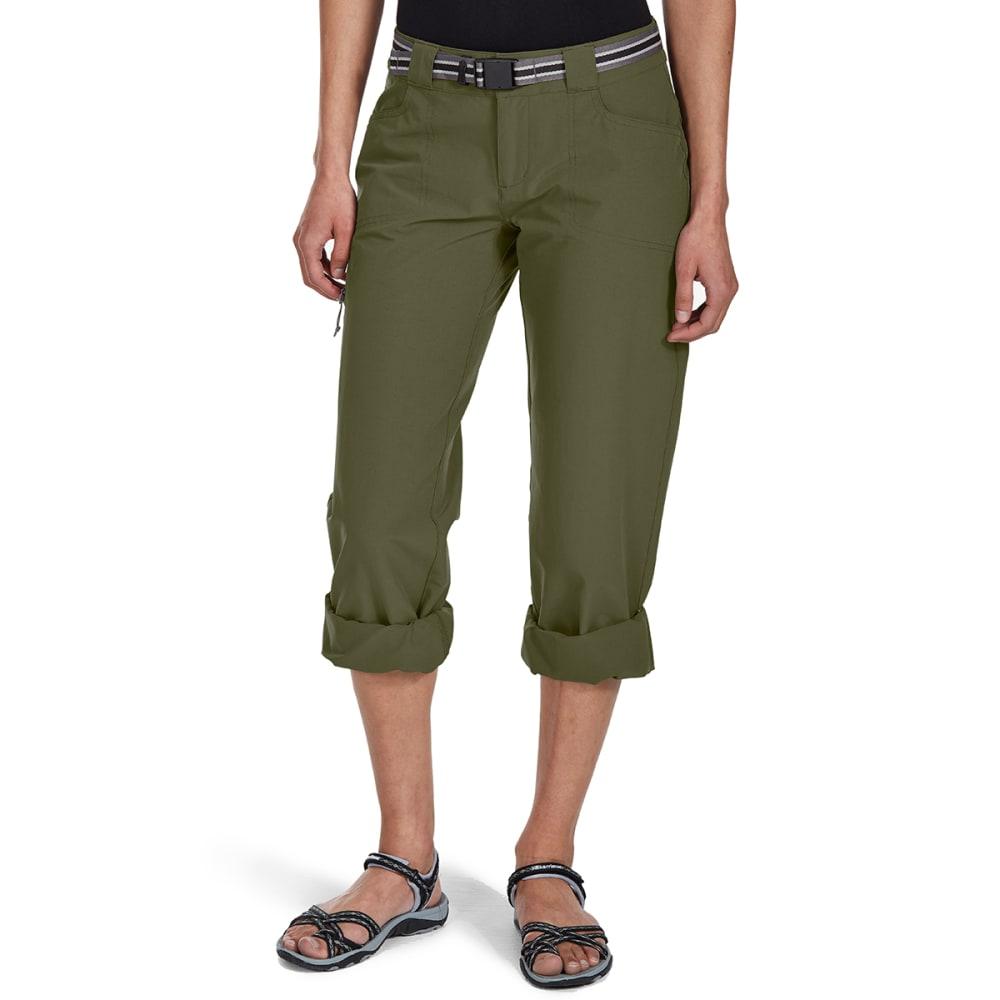 EMS Women's Compass Trek Pants - WINTER MOSS