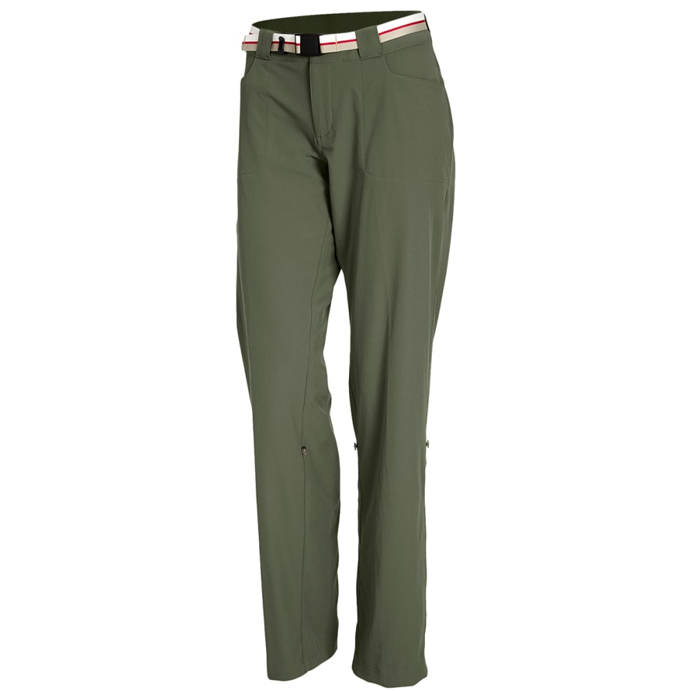 EMS Women's Compass Trek Pants - FOUR LEAF CLOVER