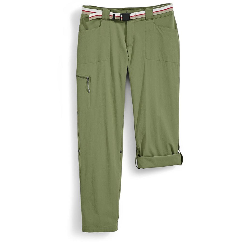 EMS Women's Compass Trek Pants - FOUR LEAF CLOVER