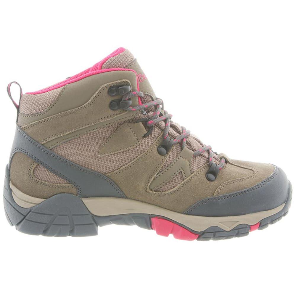 0e2581f5e09 BEARPAW Women's Corsica Waterproof Hiking Boots, Tan