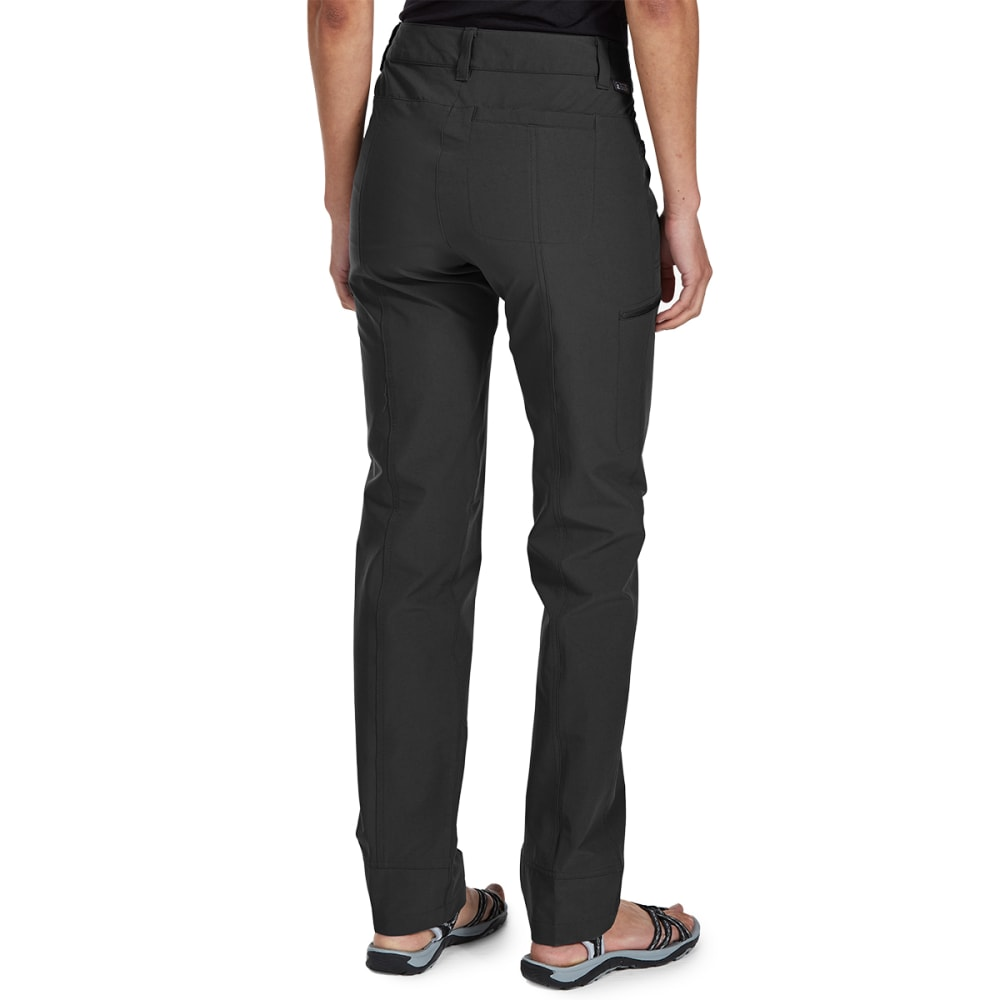 EMS Women's Compass Slim Pants - BLACK