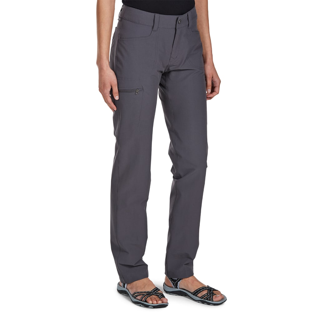 EMS Women's Compass Slim Pants - FORGED IRON