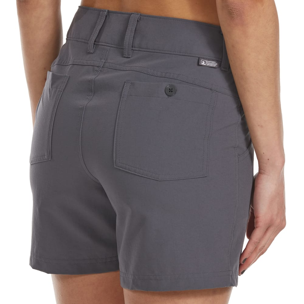 EMS Women's Compass Shorts - FORGED IRON