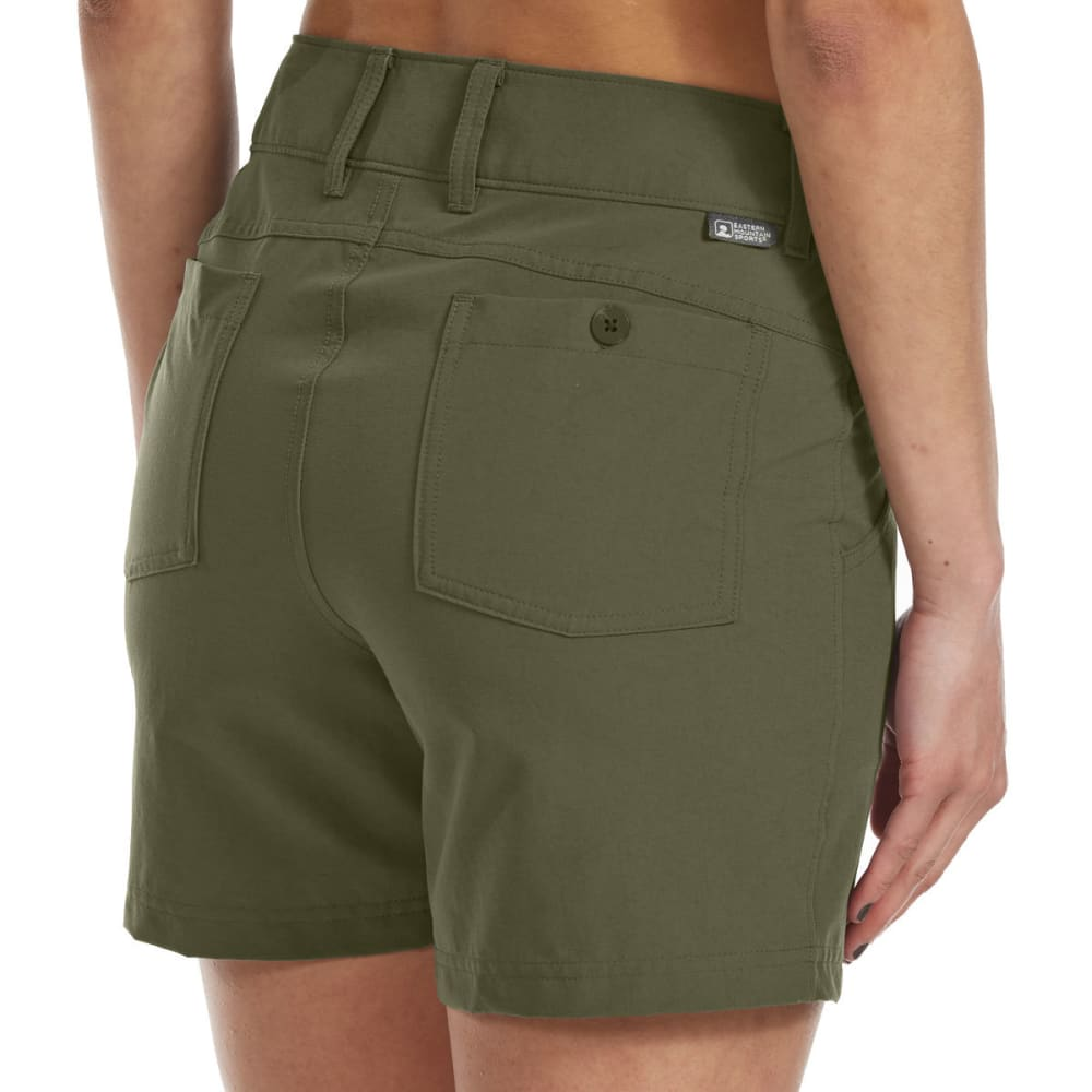 EMS Women's Compass Shorts - WINTER MOSS