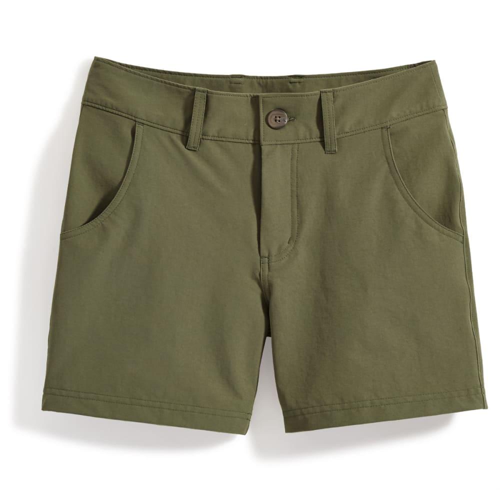 EMS Women's Compass Shorts - WINTER MOSS