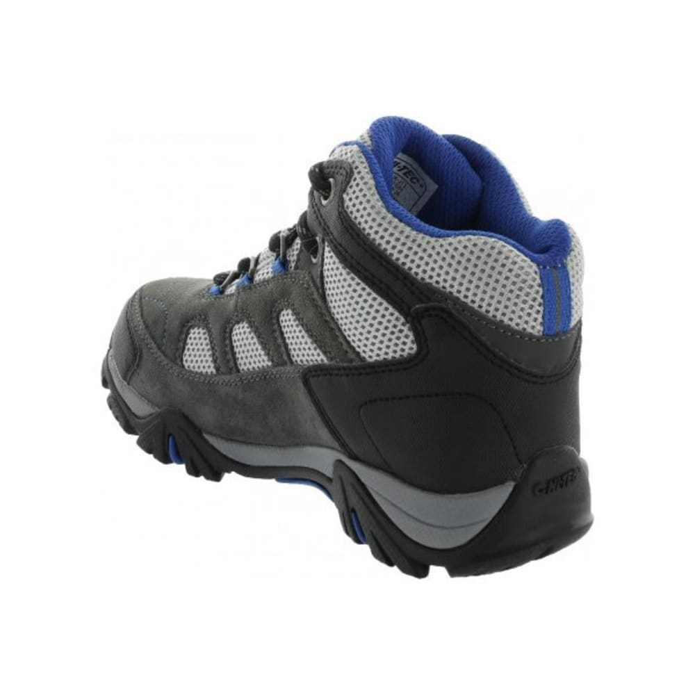320be8b574a HI TEC Kid's Logan WP Hiking Shoe, Grey