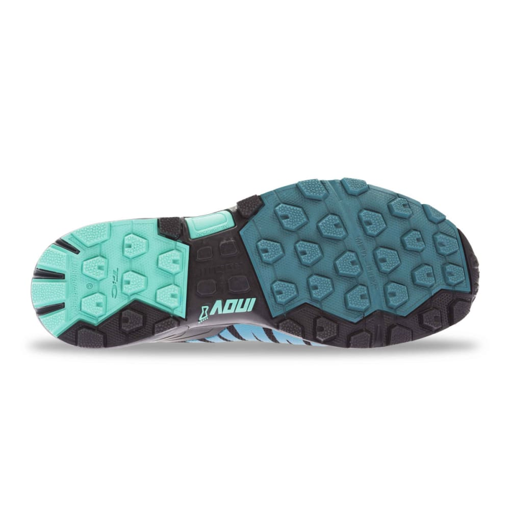 INOV-8 Women's Roclite 315 Trail Running Shoes - TEAL/BLACK
