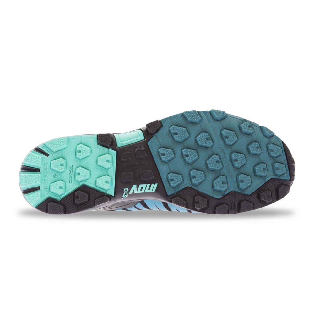 INOV-8 Women's Roclite 315 Trail Running Shoes - TEAL/BLACK