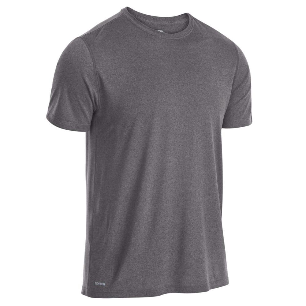 EMS Men's Techwick Essentials Short-Sleeve Shirt - PHANTOM HTR
