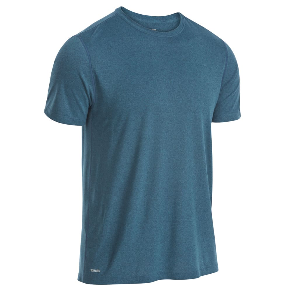EMS Men's Techwick Essentials Short-Sleeve Shirt - STELLAR