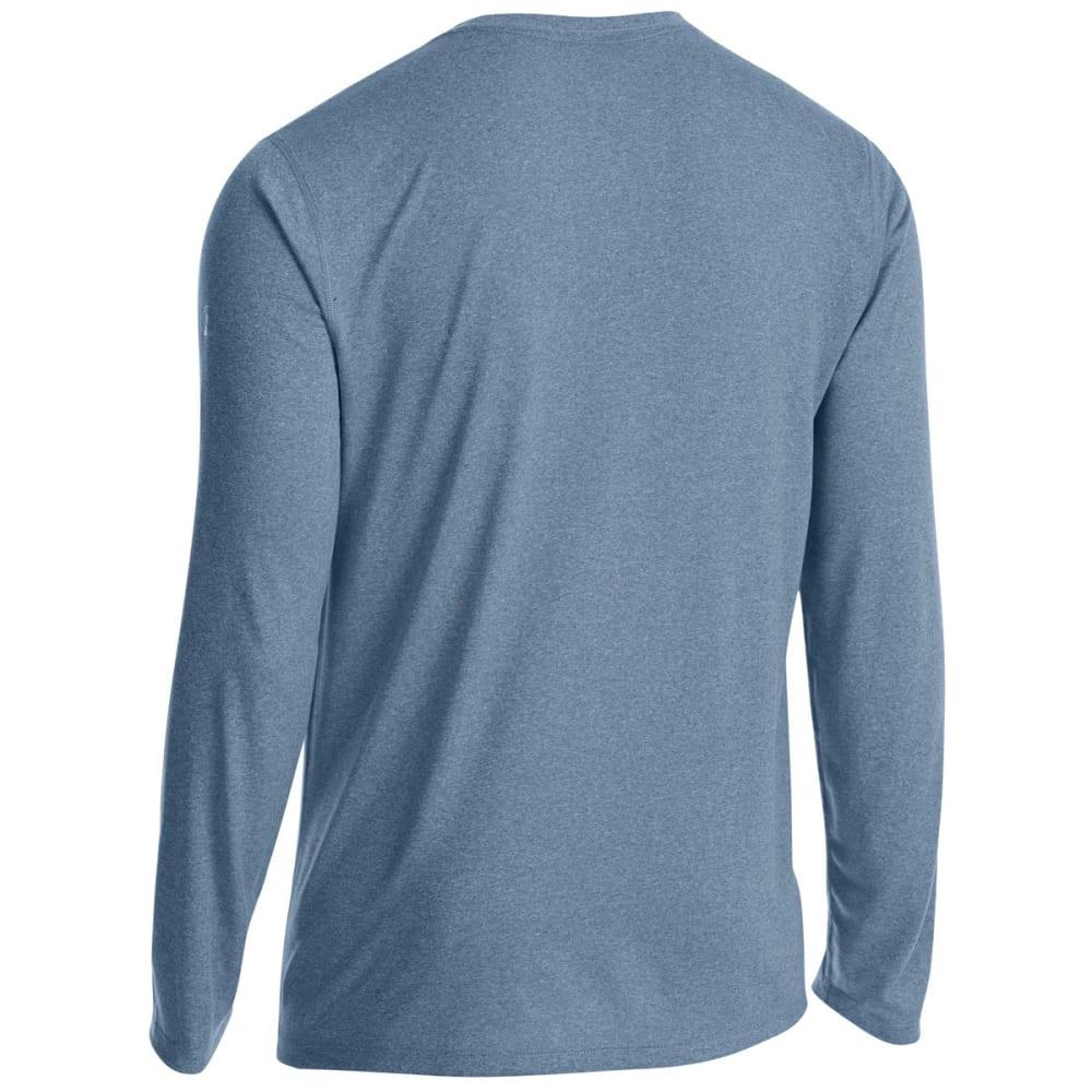 EMS Men's Techwick Essentials Long-Sleeve Shirt - ENSIGN BLUE
