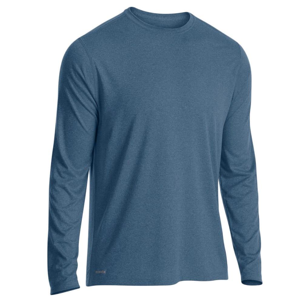 EMS Men's Techwick Essentials Long-Sleeve Shirt - STELLAR