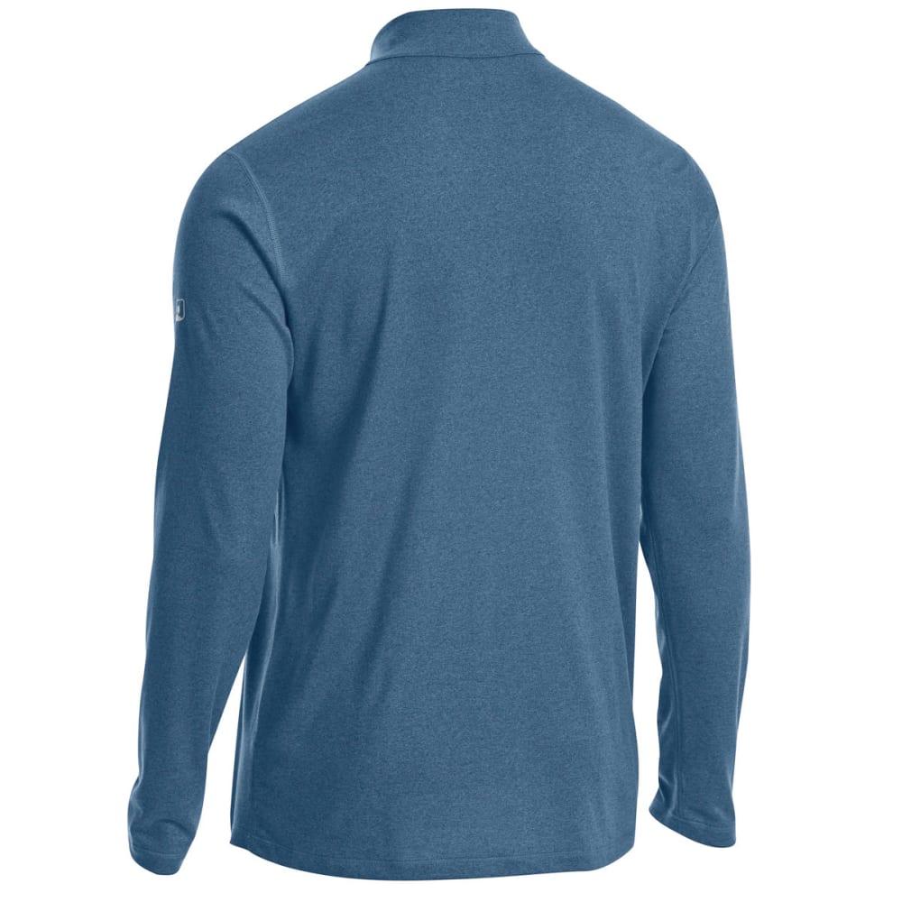 EMS Men's Techwick Essentials 1/4 Zip Pullover - STELLAR