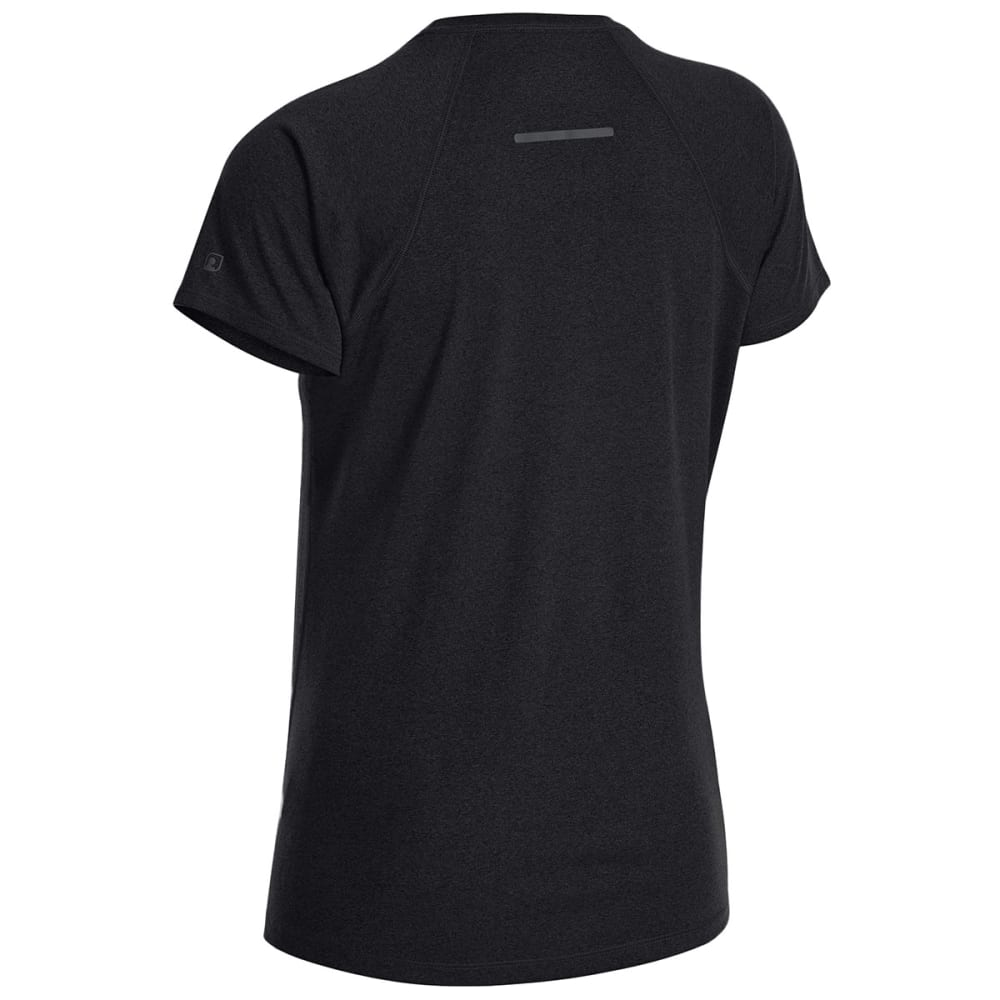 EMS Women's Techwick Essence Crew Short-Sleeve Shirt - BLACK