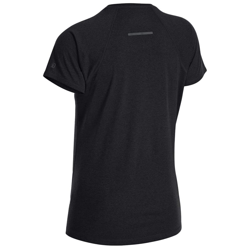 EMS Women's Techwick Essence Crew Short-Sleeve Shirt - BLACK