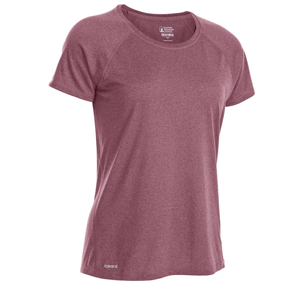 EMS Women's Techwick Essence Crew Short-Sleeve Shirt XS