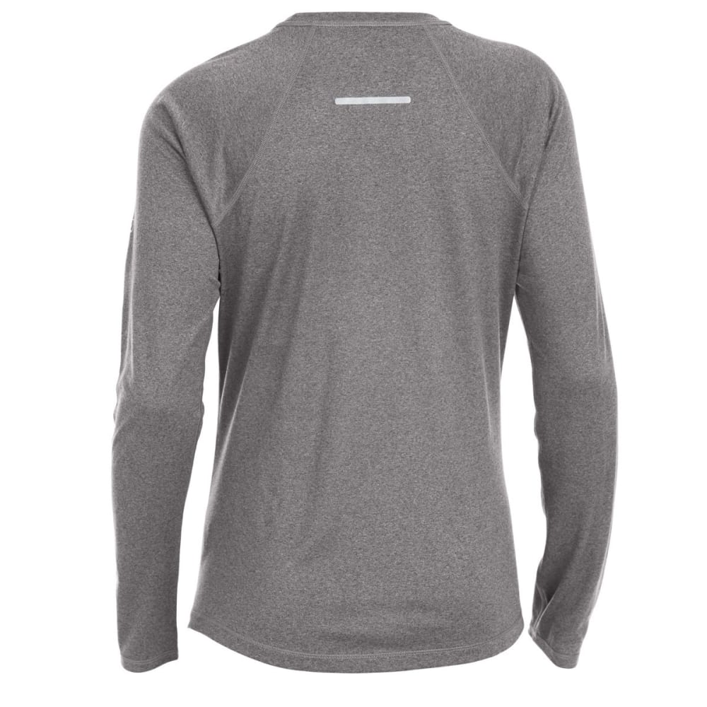 EMS Women's Techwick Essence Crew Long-Sleeve Shirt - PHANTOM HTR