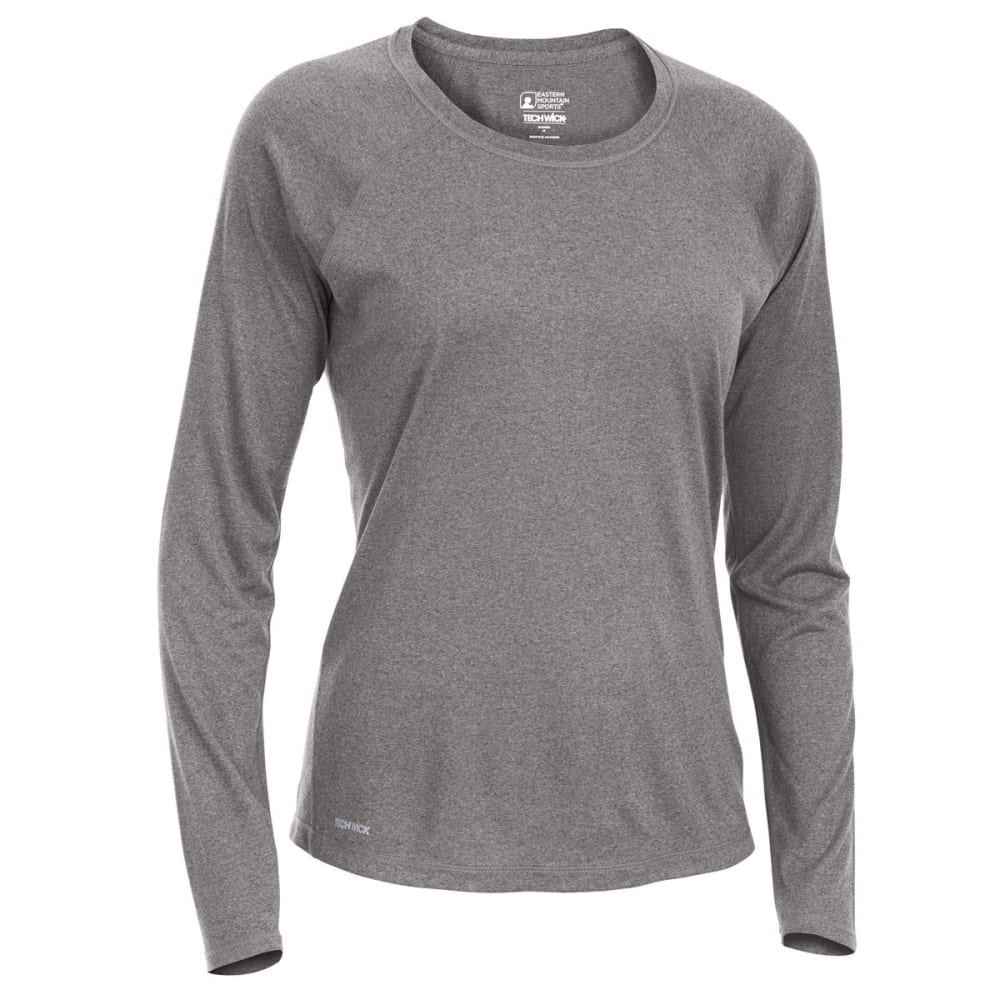EMS Women's Techwick Essence Crew Long-Sleeve Shirt XS