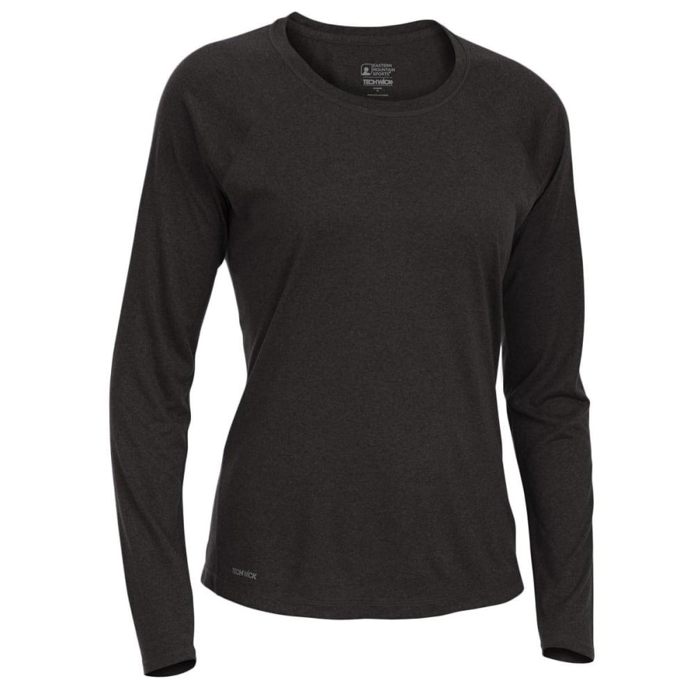 EMS Women's Techwick Essence Crew Long-Sleeve Shirt M