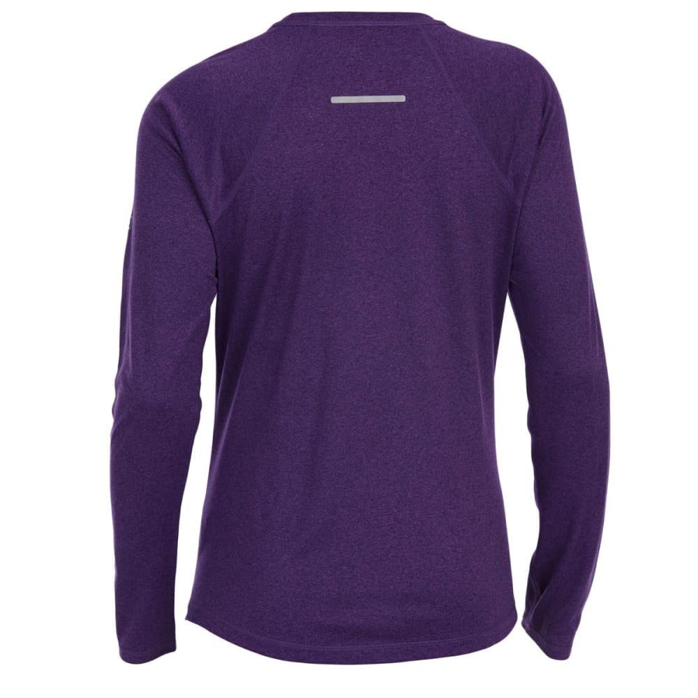 EMS Women's Techwick Essence Crew Long-Sleeve Shirt - ACAI
