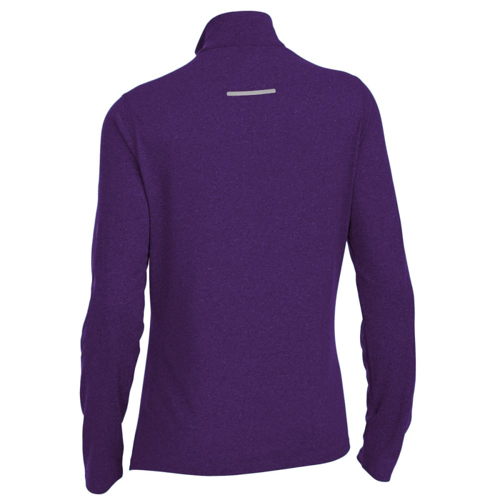 EMS Women's Techwick Essence 1/4-Zip Pullover - ACAI