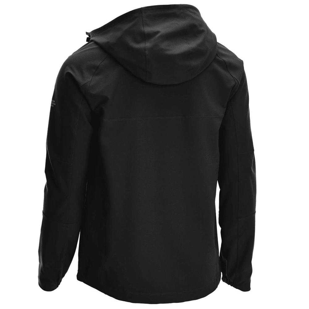 EMS Men's Softshell Jacket - BLACK