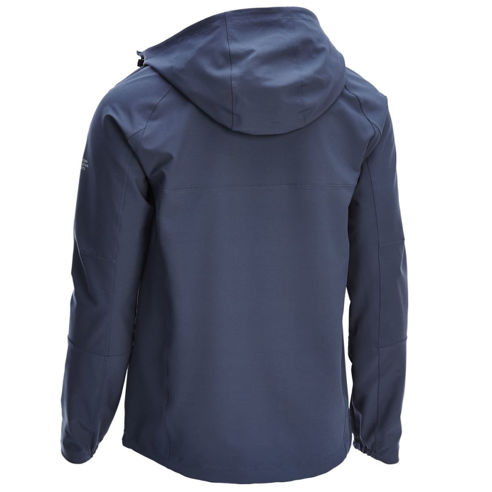 EMS Men's Softshell Jacket - BLUE NIGHTS