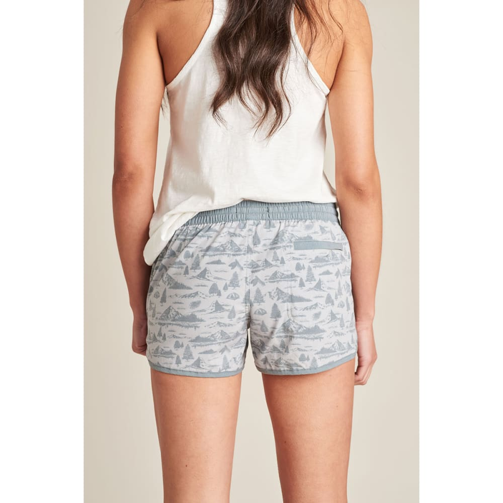 UNITED BY BLUE Women's Mountain Vista Boardshorts - GREY-29