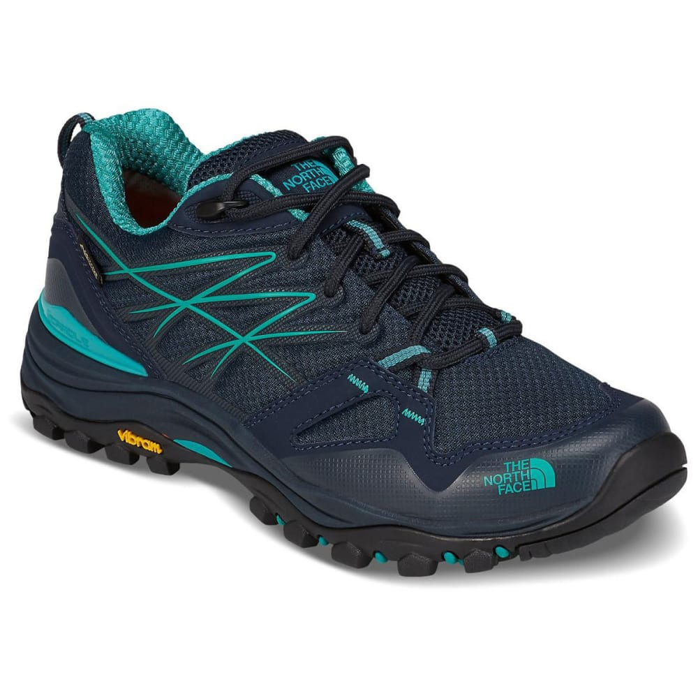 THE NORTH FACE Women's Hedgehog Fastpack Gore-Tex Waterproof Low Hiking Shoes - URBAN NAVY