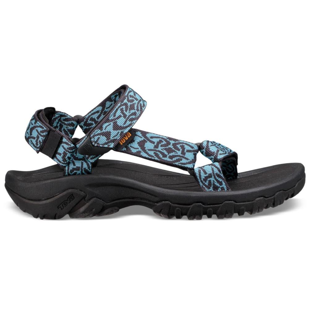 TEVA Women's Hurricane 4 Sandals - CELTIC BLUE