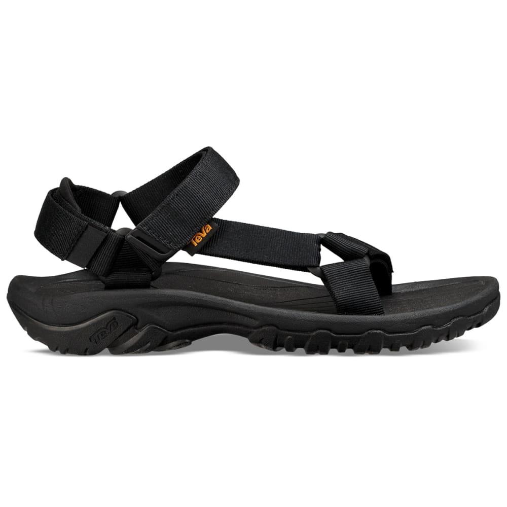 TEVA Men's Hurricane 4 Sandals - BLACK
