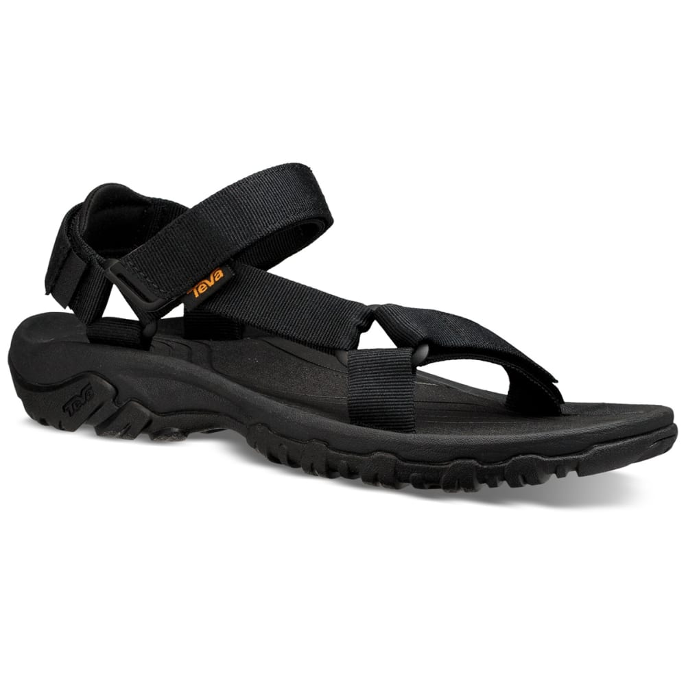 TEVA Men's Hurricane 4 Sandals - BLACK