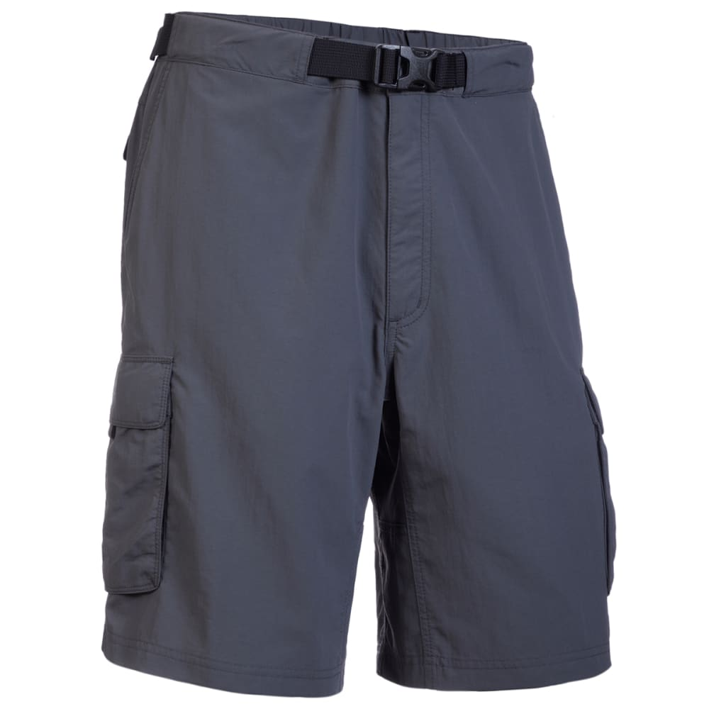 EMS Men's Camp Cargo Shorts - FORGED IRON