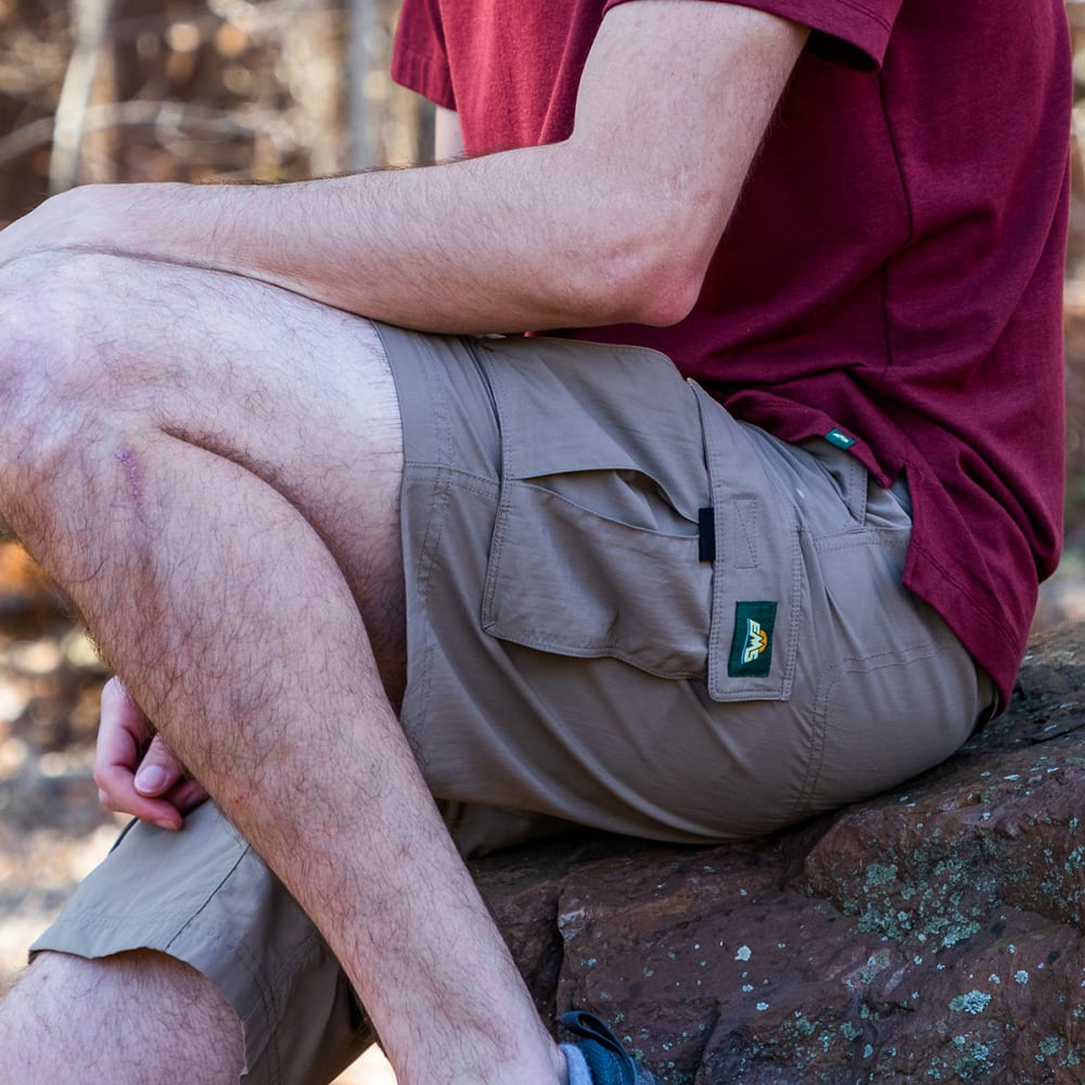 EMS® Men's Camp Cargo Shorts - FOSSIL