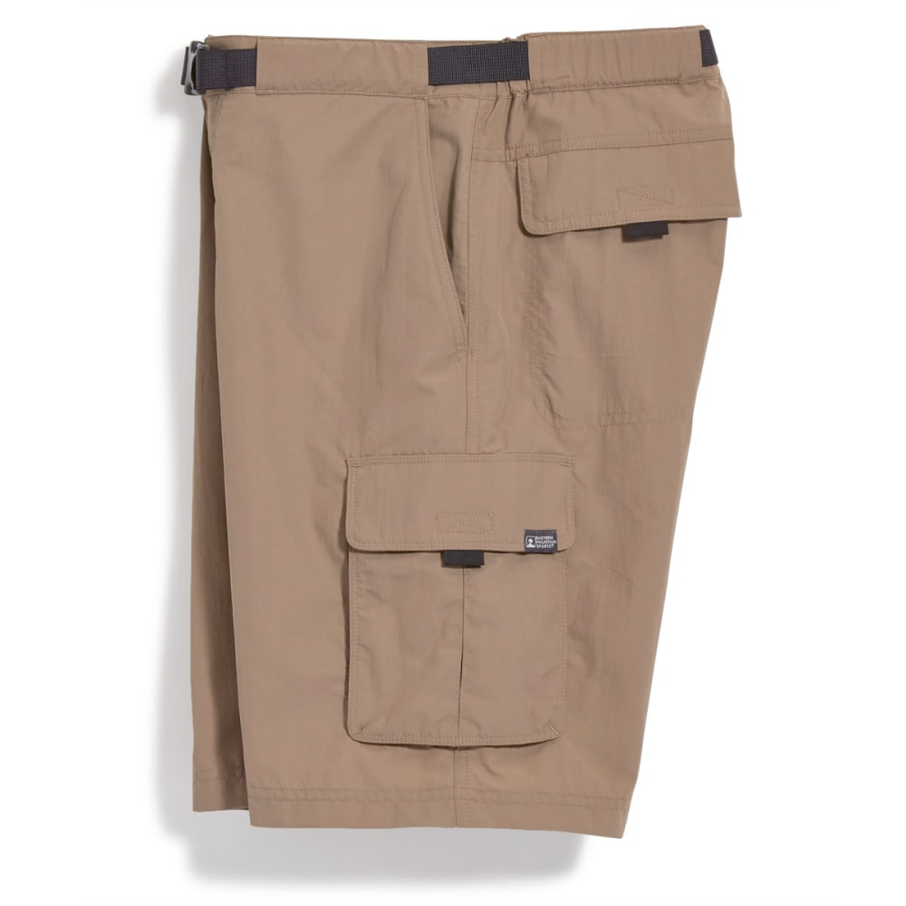 EMS Men's Camp Cargo Shorts - FOSSIL