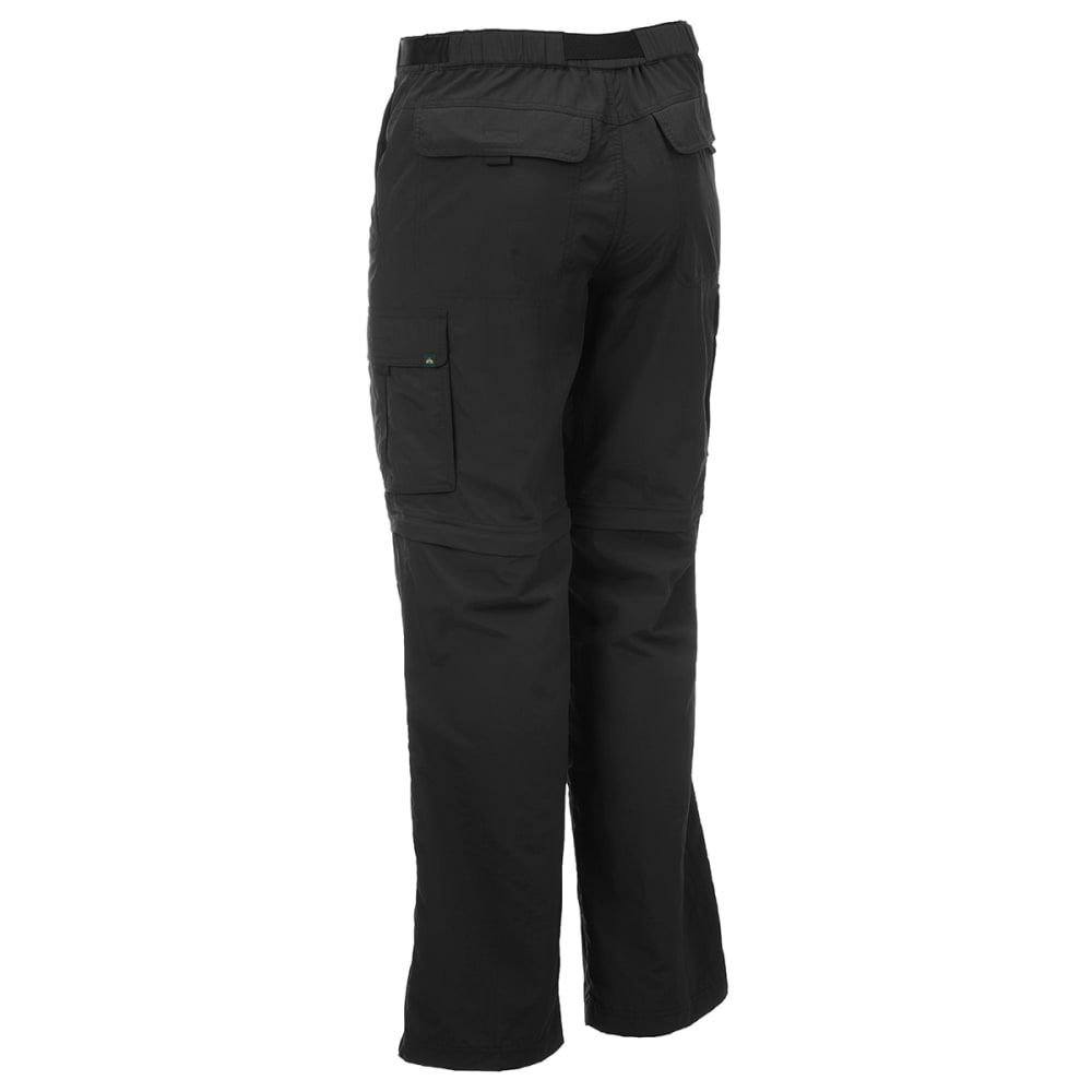 EMS Men's Camp Cargo Zip-Off Pants - PHANTOM