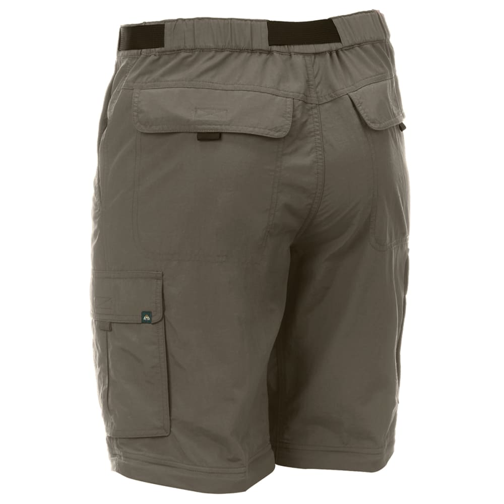 EMS Men's Camp Cargo Zip-Off Pants - TARMAC