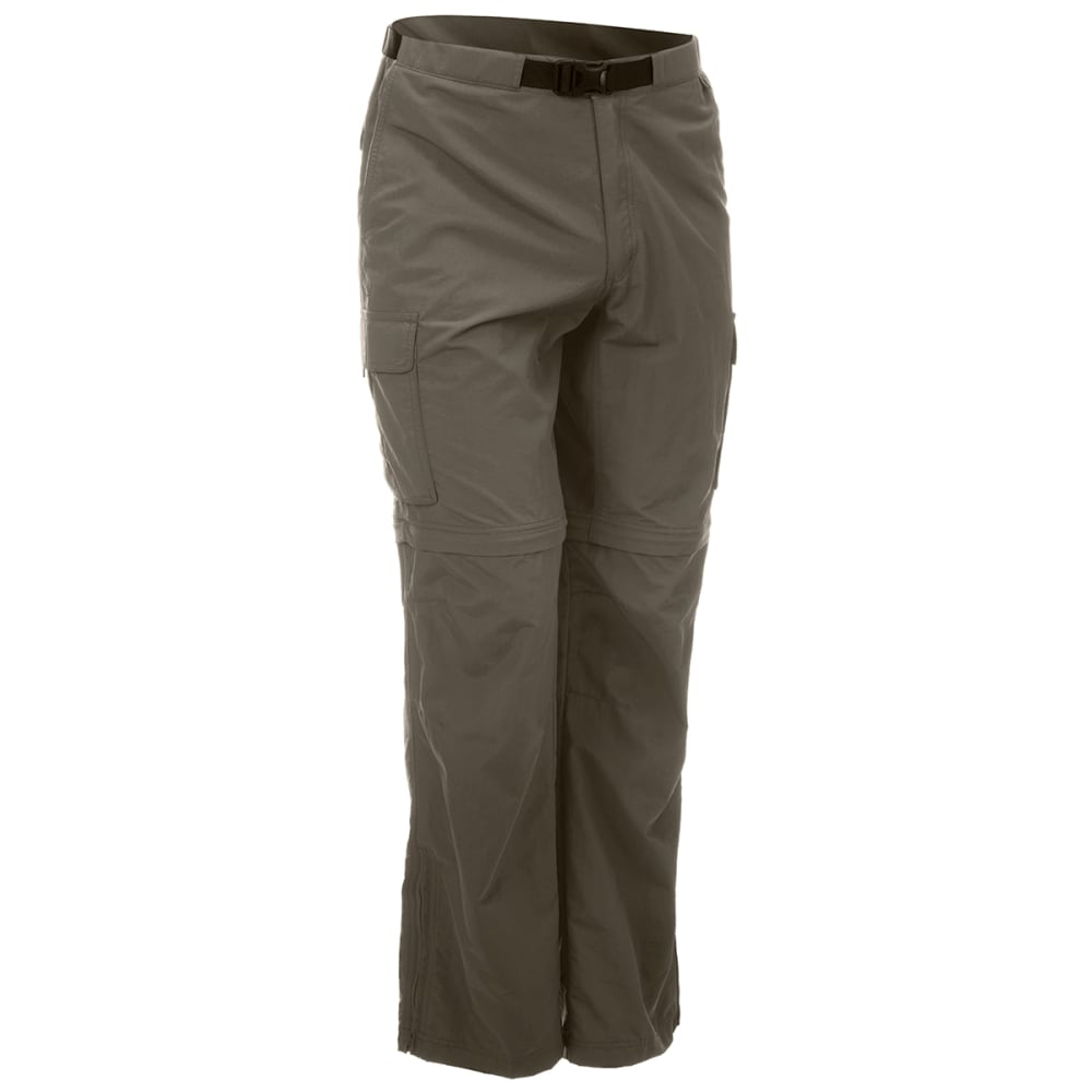 EMS Men's Camp Cargo Zip-Off Pants - TARMAC
