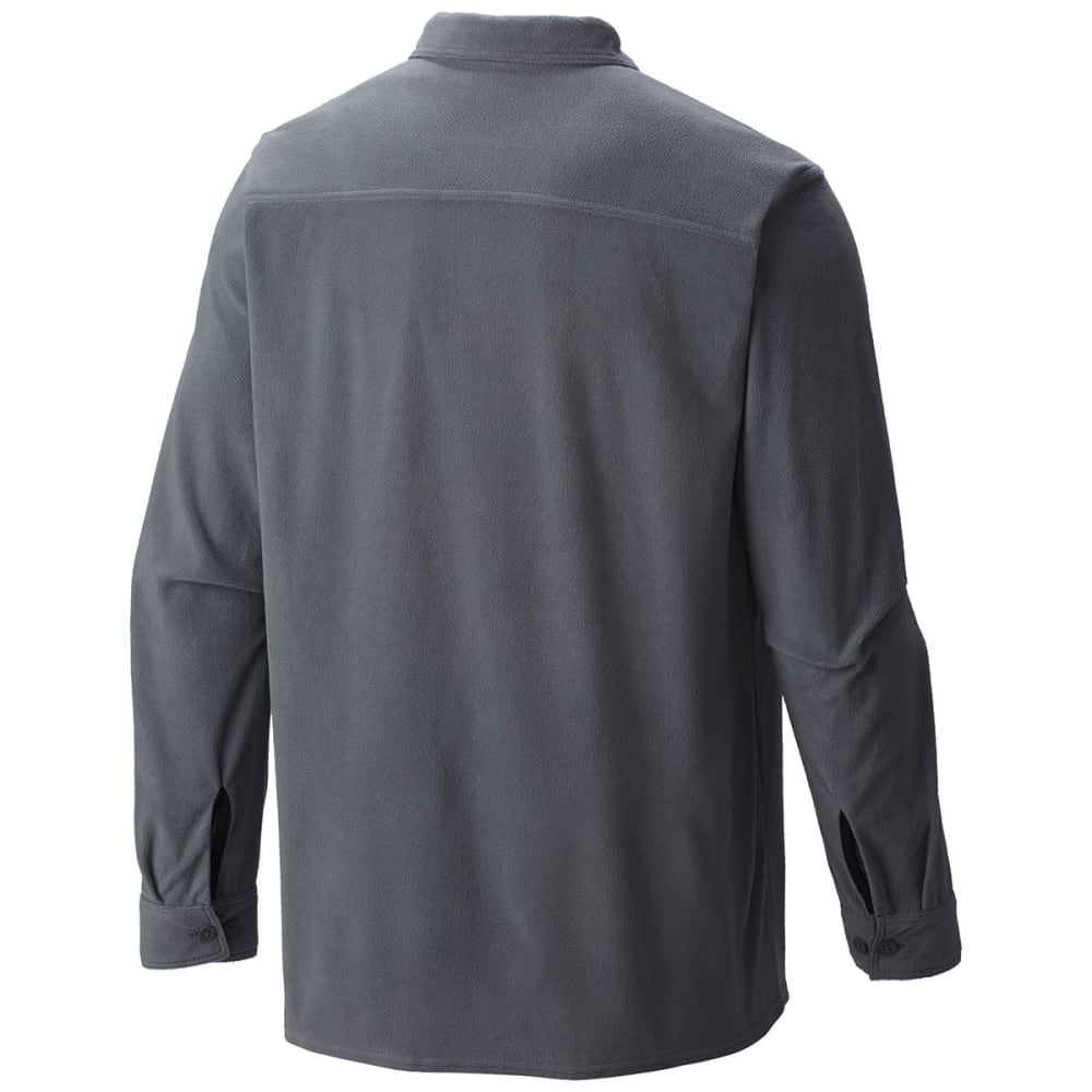 COLUMBIA Men's Forest Park Overshirt - 053-GRAPHITE