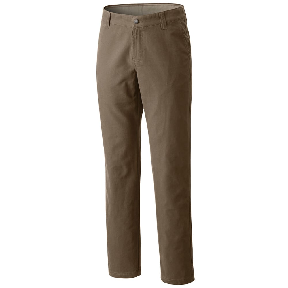COLUMBIA Men's ROC II Pants - 250-FLAX