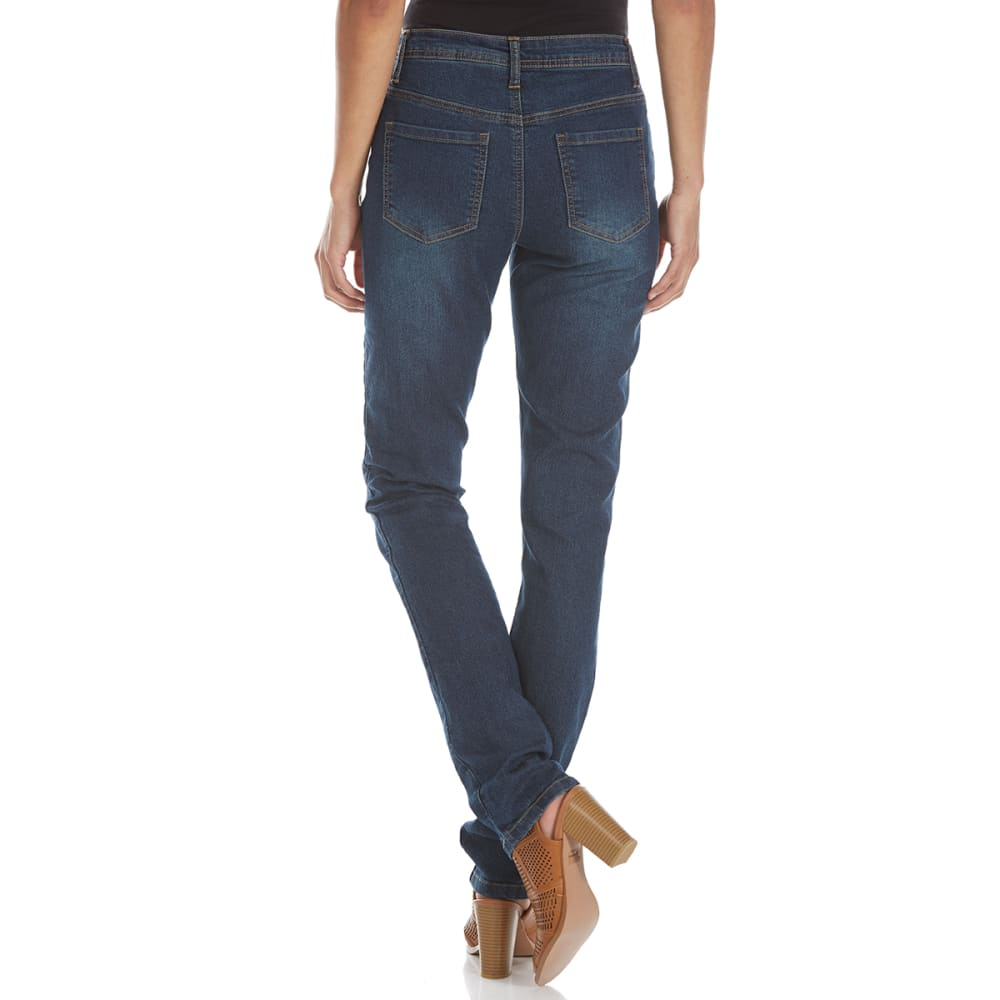 BCC Women's Skinny Fit Jeans, 32R - DARK