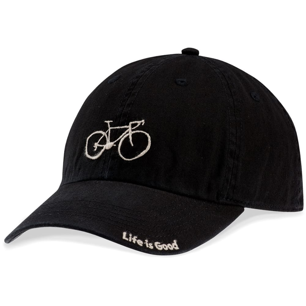 5355ef8b78f LIFE IS GOOD Men s Sketched Bike Chill Cap - Eastern Mountain Sports