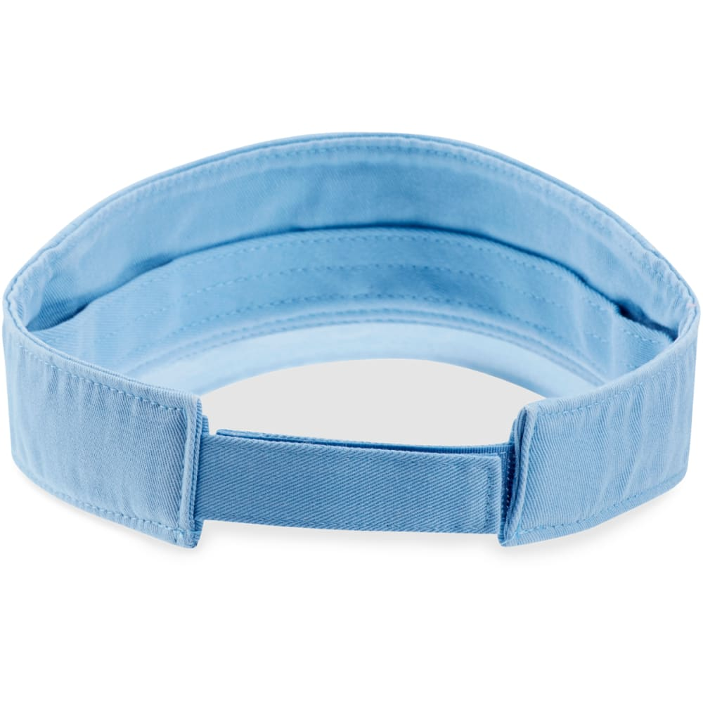 LIFE IS GOOD Daisy Visor - POWDER BLUE