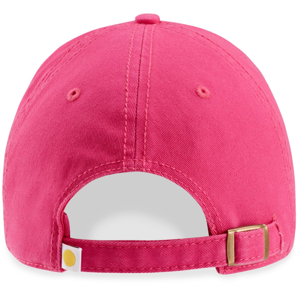LIFE IS GOOD Women's Daisy Tattered Chill Cap - POP PINK