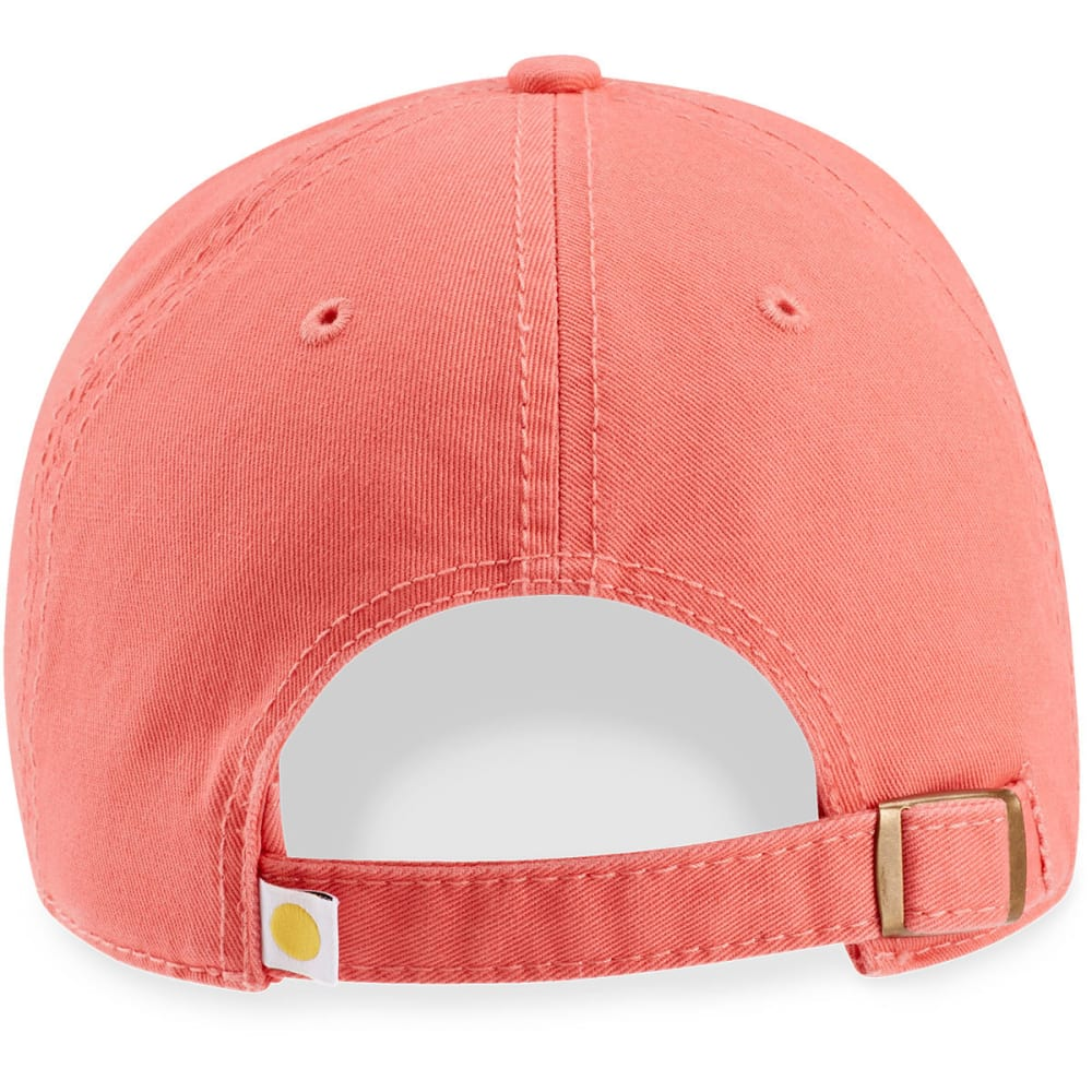 LIFE IS GOOD Women's Heart Tattered Chill Cap - FRESH CORAL