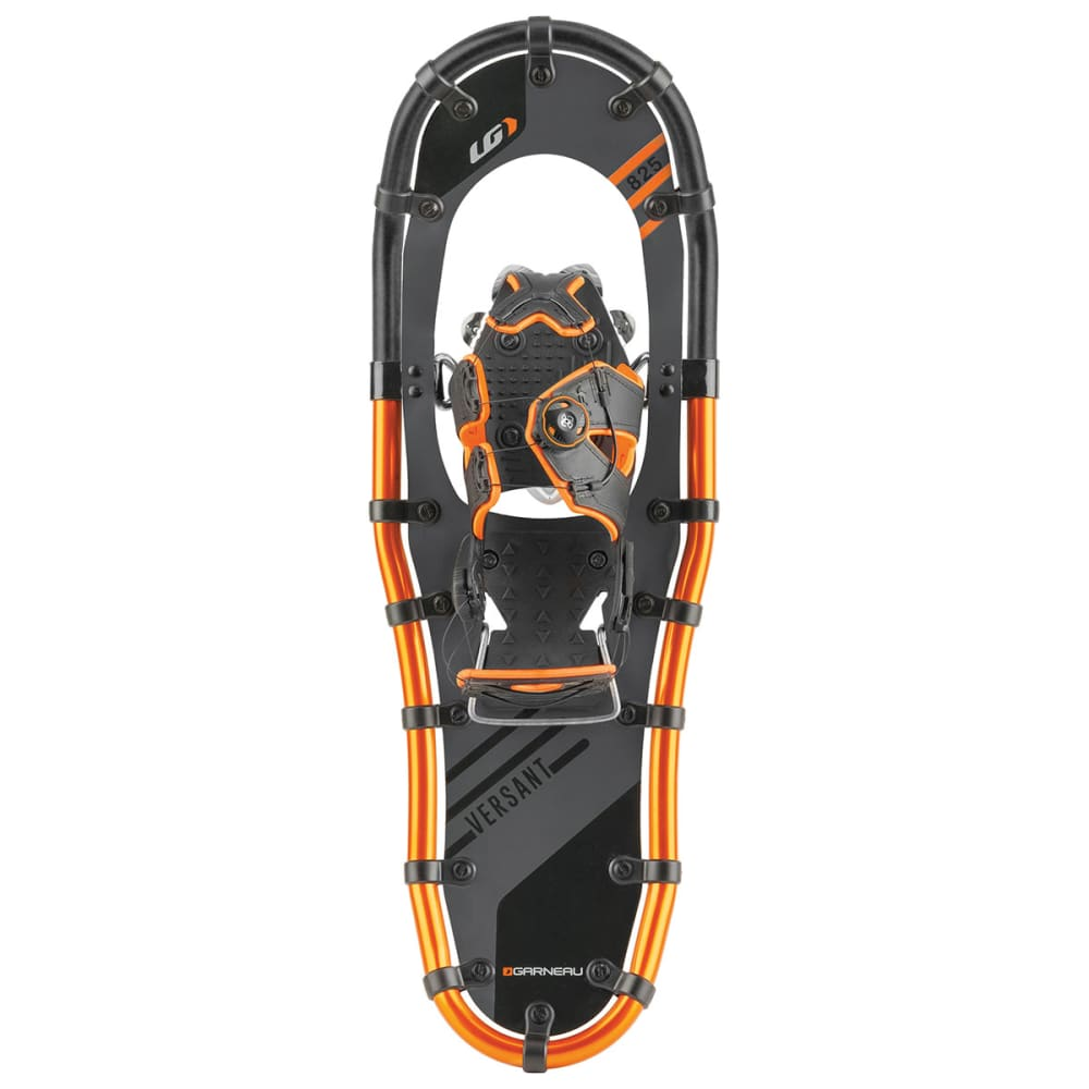 LOUIS GARNEAU Versant Snowshoes, Size 930 - BLACK/GRAY/ORANGE