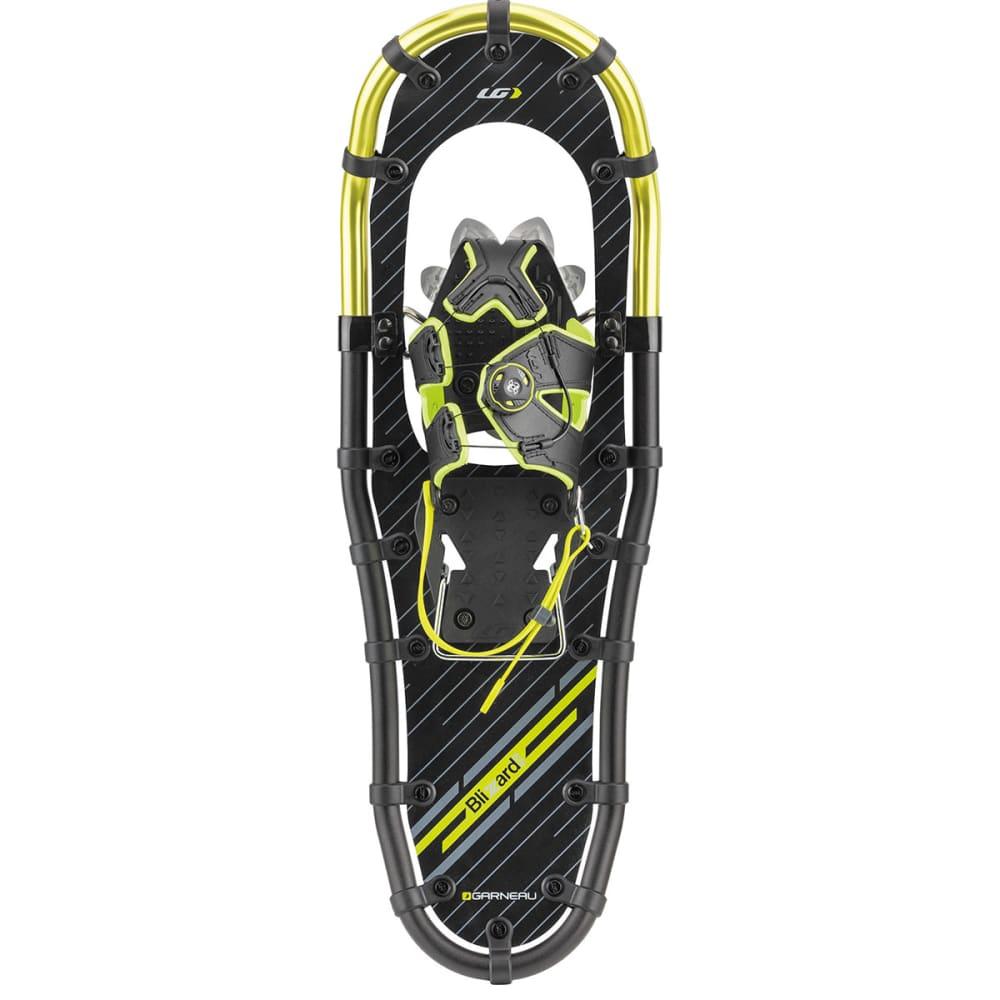 LOUIS GARNEAU Blizzard II Snowshoes, Size 930 - LIME