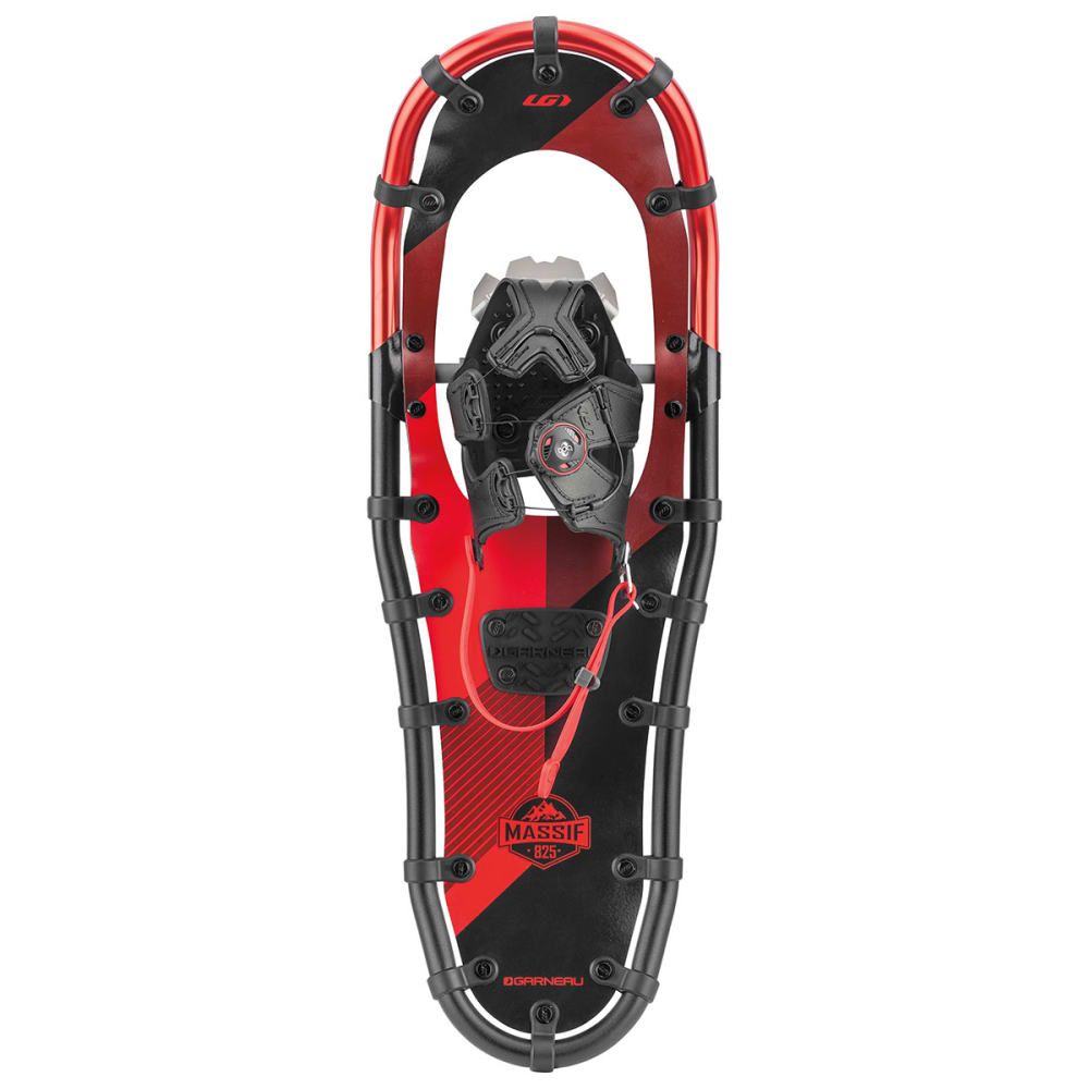 LOUIS GARNEAU Massif Snowshoes, Size 825 - RED EARTH