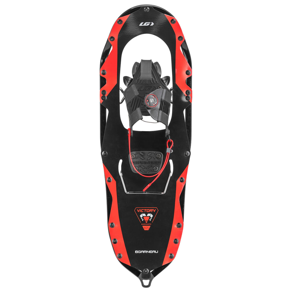 LOUIS GARNEAU Victory Snowshoe, Size 825 - RED/BLACK